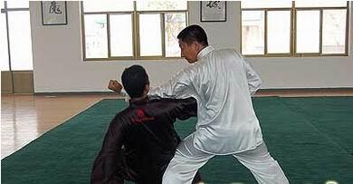 八极拳单式图解教学(二):伏虎式、向锤、胯打