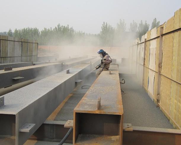 喷砂除锈防腐施工用石英砂